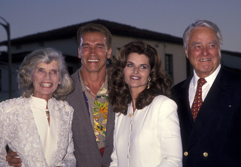 Fotos de la premiere de 'Mentiras Arriesgadas' en 1994