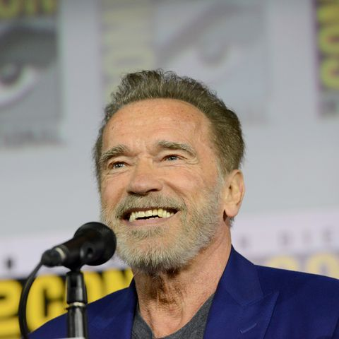 "2019 Comic-Con International - ""Terminator: Dark Fate"" Panel"