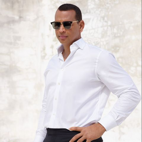 aaf63da45df Here s a First Look at A-Rod and J.Lo s First Ad Campaign Together