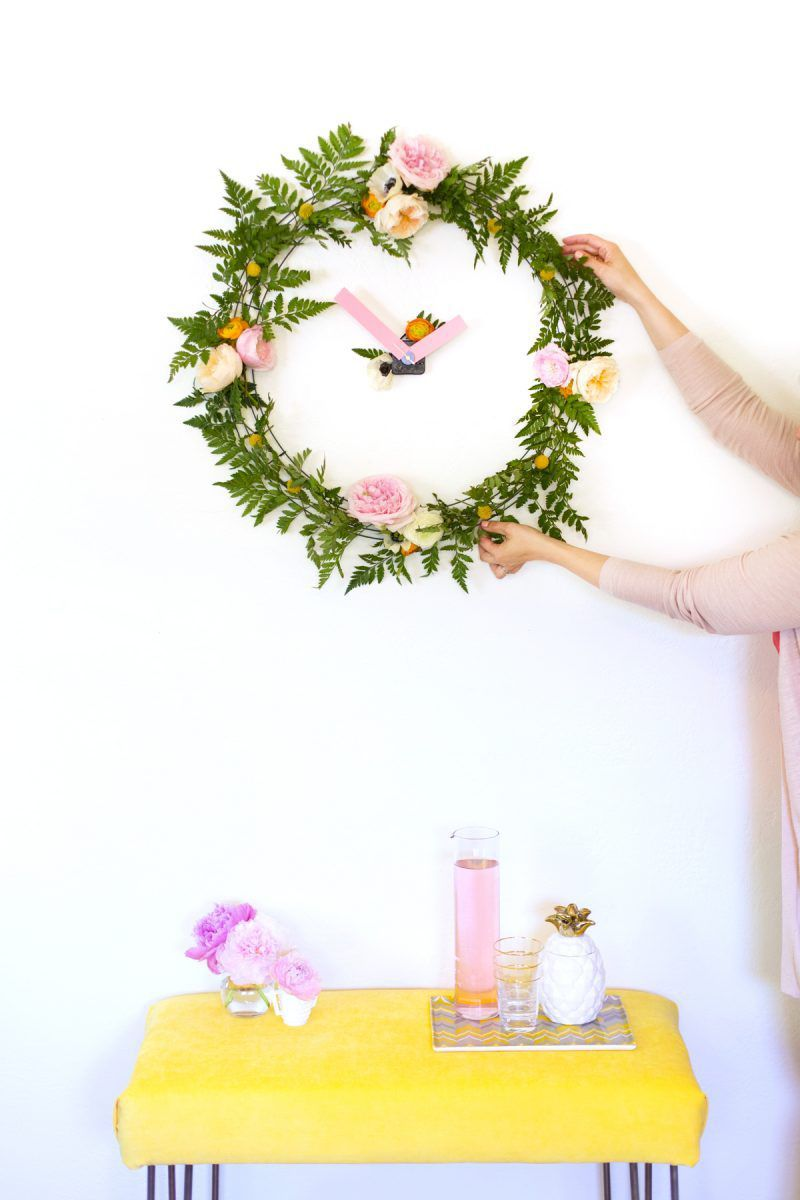 around the clock gifts bridal shower idea