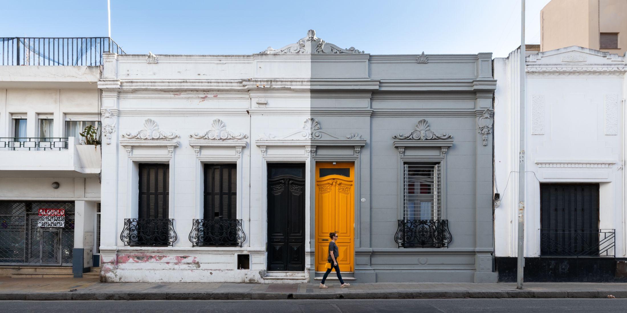 Casa F.R. / La Casita de la Puerta Amarilla, Mariclé Scalambro, Córdoba, Argentina