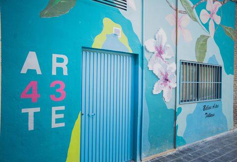 La arquicostura, elproyecto de arte urbano que te enamorará (by Raquel Rodrigo)