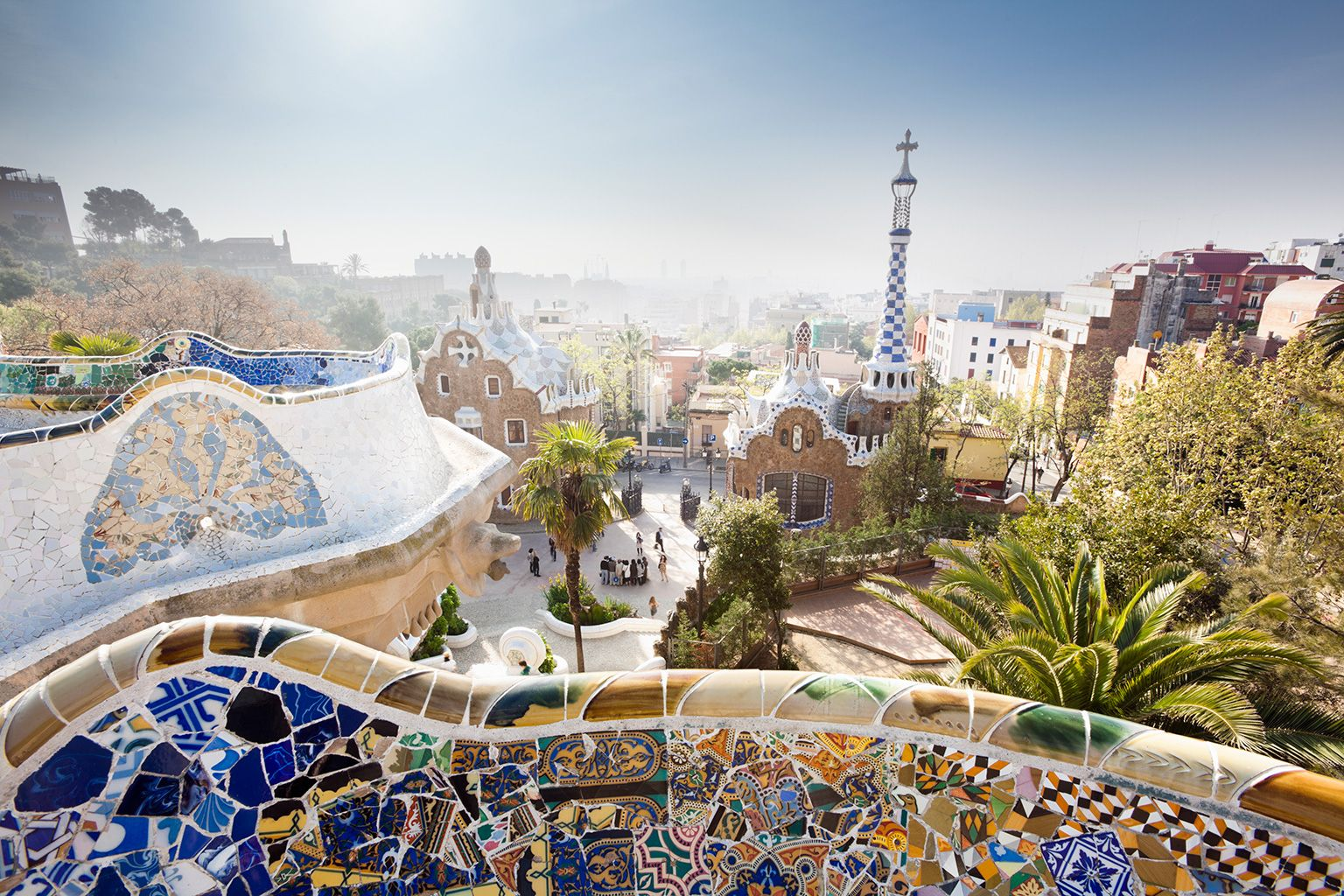 Parque Guell Brcelona