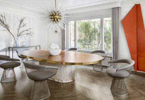 Arredamento parigino limmagine pu contenere spazio with for Arredamento stile parigino