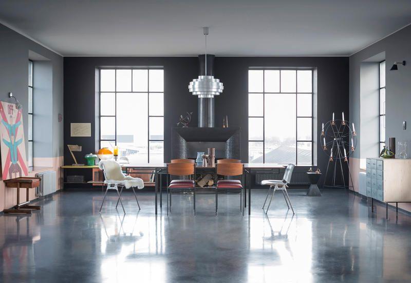 Arredamento Stile Pop Art : Arredamento vintage 10 idee per arredare casa con mobili di design
