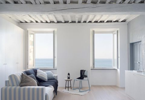 Arredare Casa Al Mare Immagini : Come arredare la casa al mare idee da un appartamento a camogli