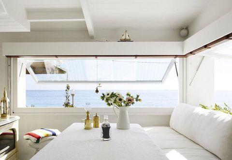 Arredare Casa Al Mare Idee : Arredare casa piccola al mare il cabanon di humbert&poyet