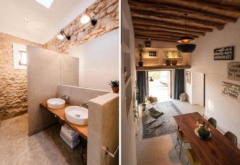 Arredare Casa Al Mare Immagini : Come arredare una casa piccola per vivere e lavorare al mare