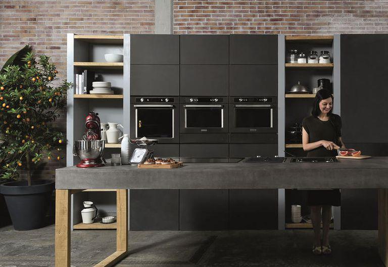 Arredare cucina con elettrodomestici Kitchenaid, Whirpool e Indesit
