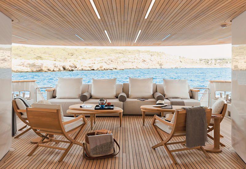 Arredamento Stile Mediterraneo : Mobili nautici e interni la storia raccontata nel libro stile a