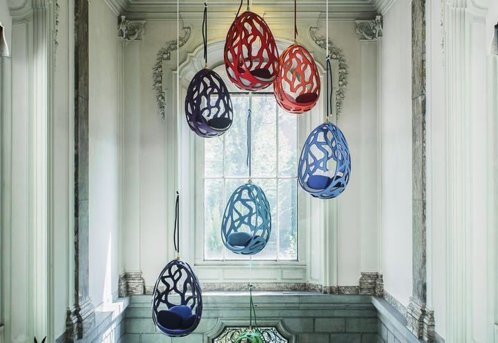 Larredo giardino di louis vuitton al salone del mobile 2017