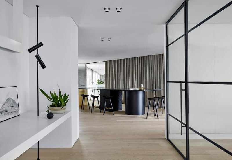 Ufficio Moderno Di Lusso : L arredo ufficio che fa sentire come in un attico di lusso