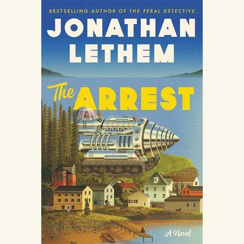 the arrest, jonathan lethem