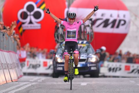 Cycling: 29th Tour of Italy 2018 - Women / Stage 10