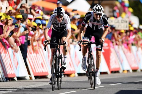 Cycling: 105th Tour de France 2018 / Stage 11