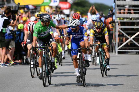 Fernando Gaviria Tour de France Stage 4