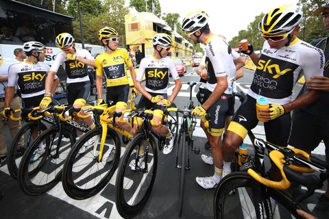 Cycling: 105th Tour de France 2018 / Stage 21