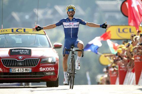 Cycling: 105th Tour de France 2018 / Stage 10