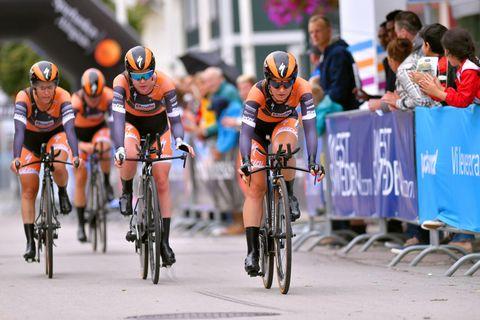 Team Jumbo-Visma looks to launch women's team