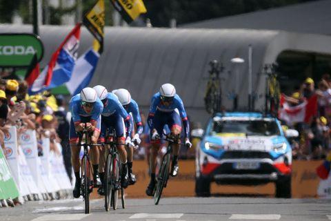 106th tour de france 2019   stage 2