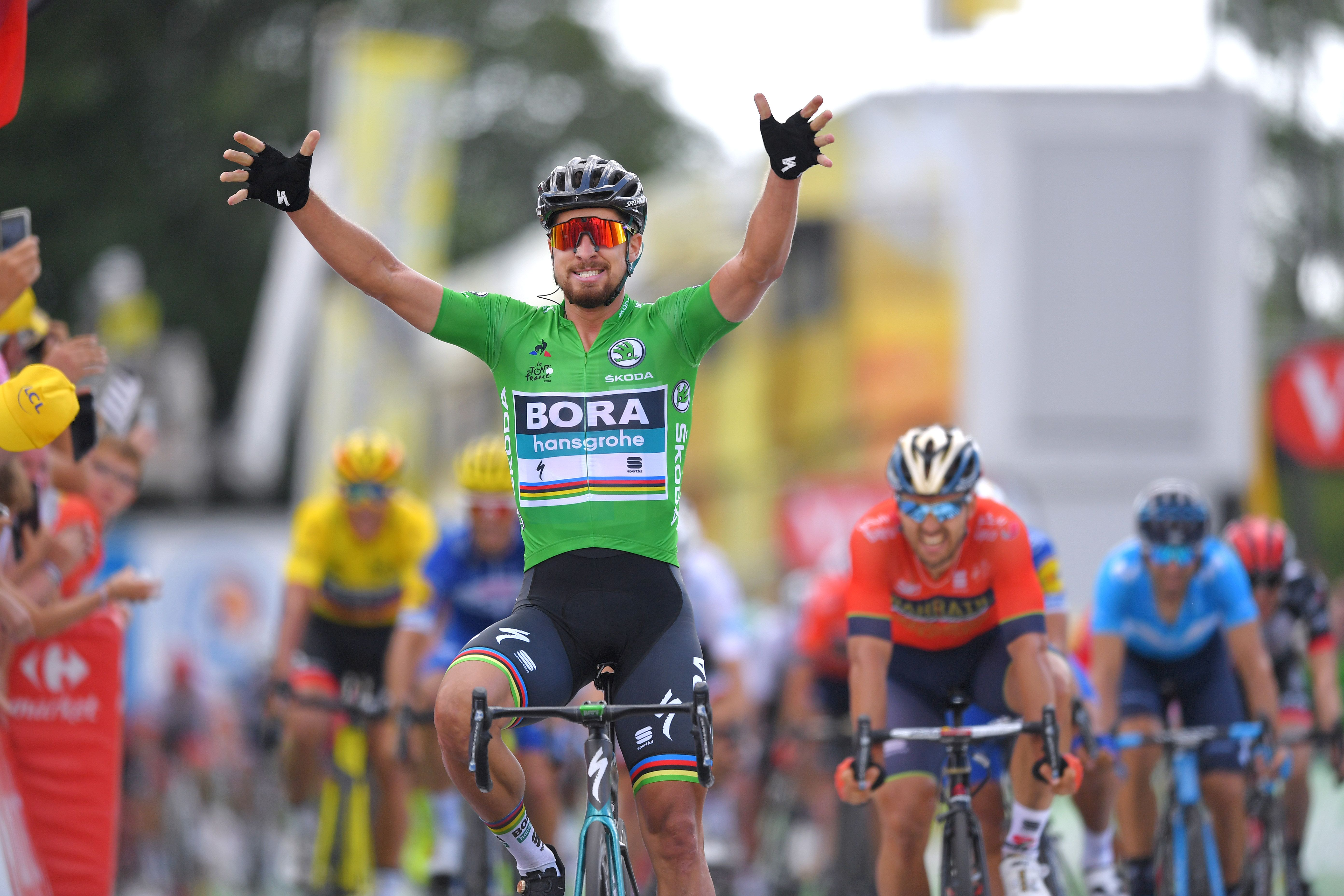 Peter Sagan Wins Tour de France Stage 5 in Exciting Uphill Finish eac68205f