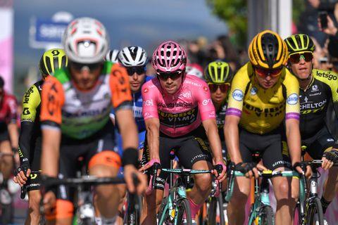 Primoz Roglic Giro D Italia Giro D Italia Standings 2019
