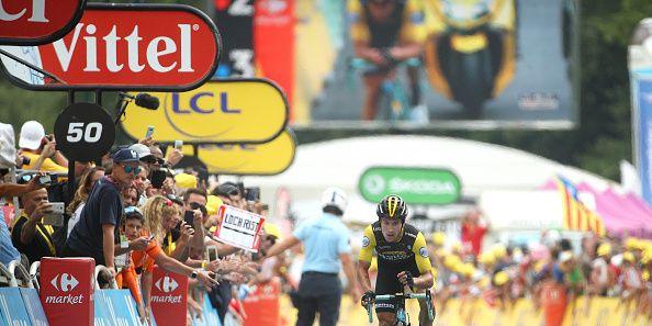 Cycling: 105th Tour de France 2018 / Stage 19