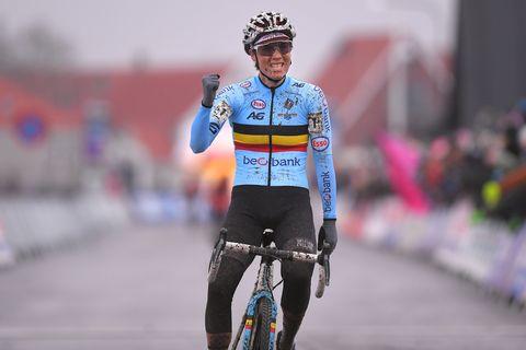 70th Cyclo-cross World Championships Bogense 2019 - Women Elite
