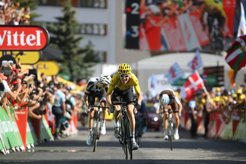 What Is a Tour de France Pro's Average Speed and How Do You Compare?