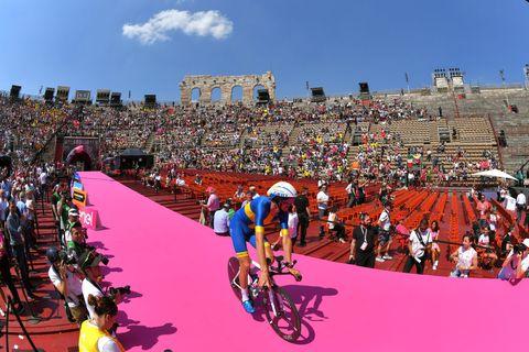 Ludvigsson winnaar laatste etappe Strava d'Italia