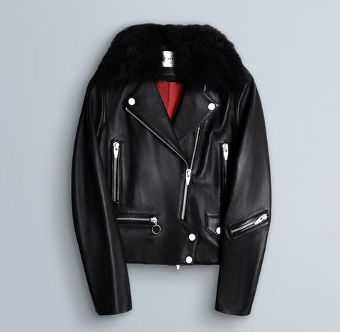 The Arrivals Faelke Leather Jacket