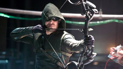 'Arrow' anuncia su final en la temporada 8