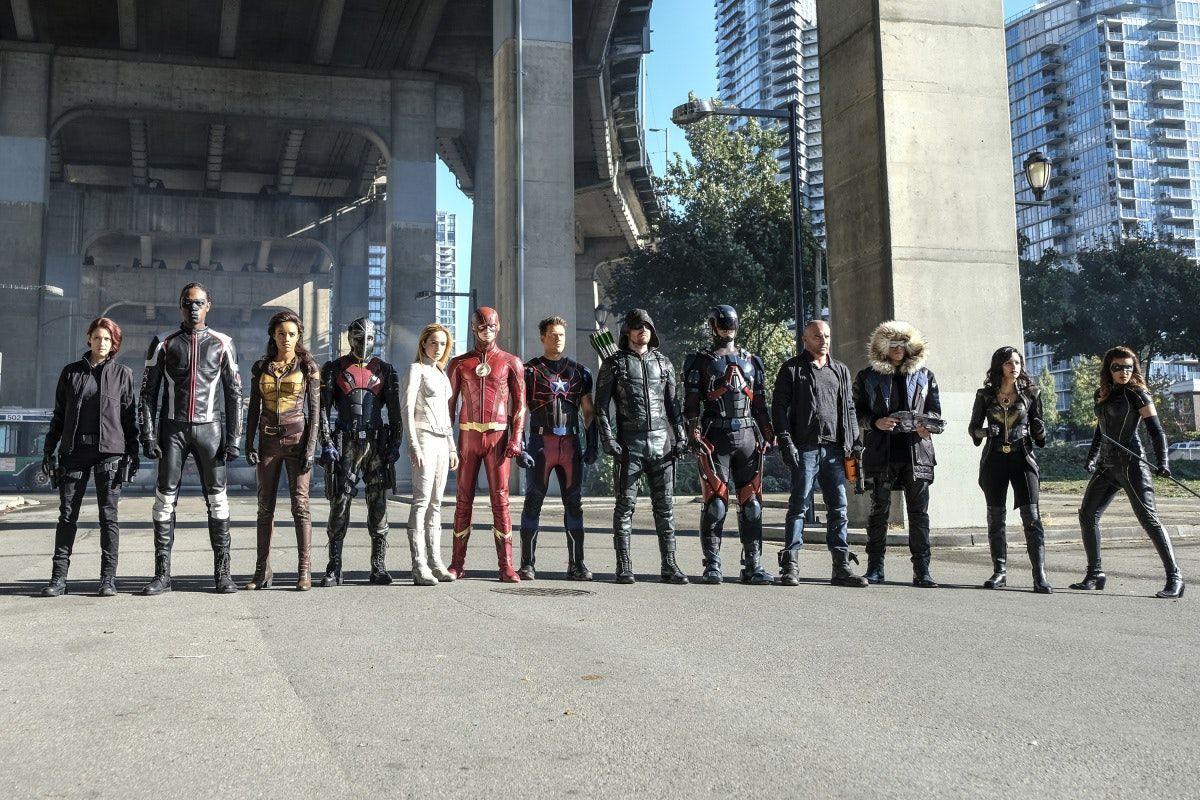 Fechas de Estreno de 'Arrow', 'Riverdale' y el 'Arrowverso'