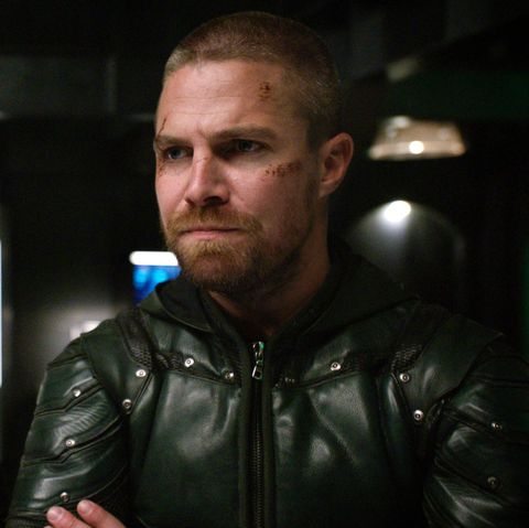 "Stephen Amell says Arrow will have ""a happy ending"" with season 8"