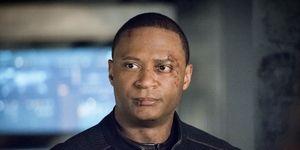 Arrow season 7 - David Ramsey as John Diggle
