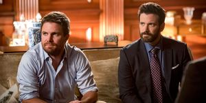 Arrow, Season 8, Episode 1, Stephen Amell