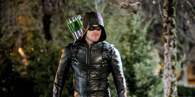 Arrow's Stephen Amell teases possible appearance of classic DC character in 'Crisis on Infinite Earths'