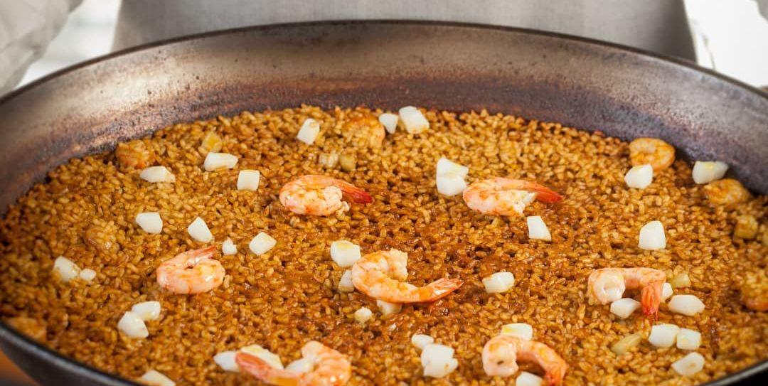 Rocacho, el restaurante ideal de Madrid para comer carne y arroz