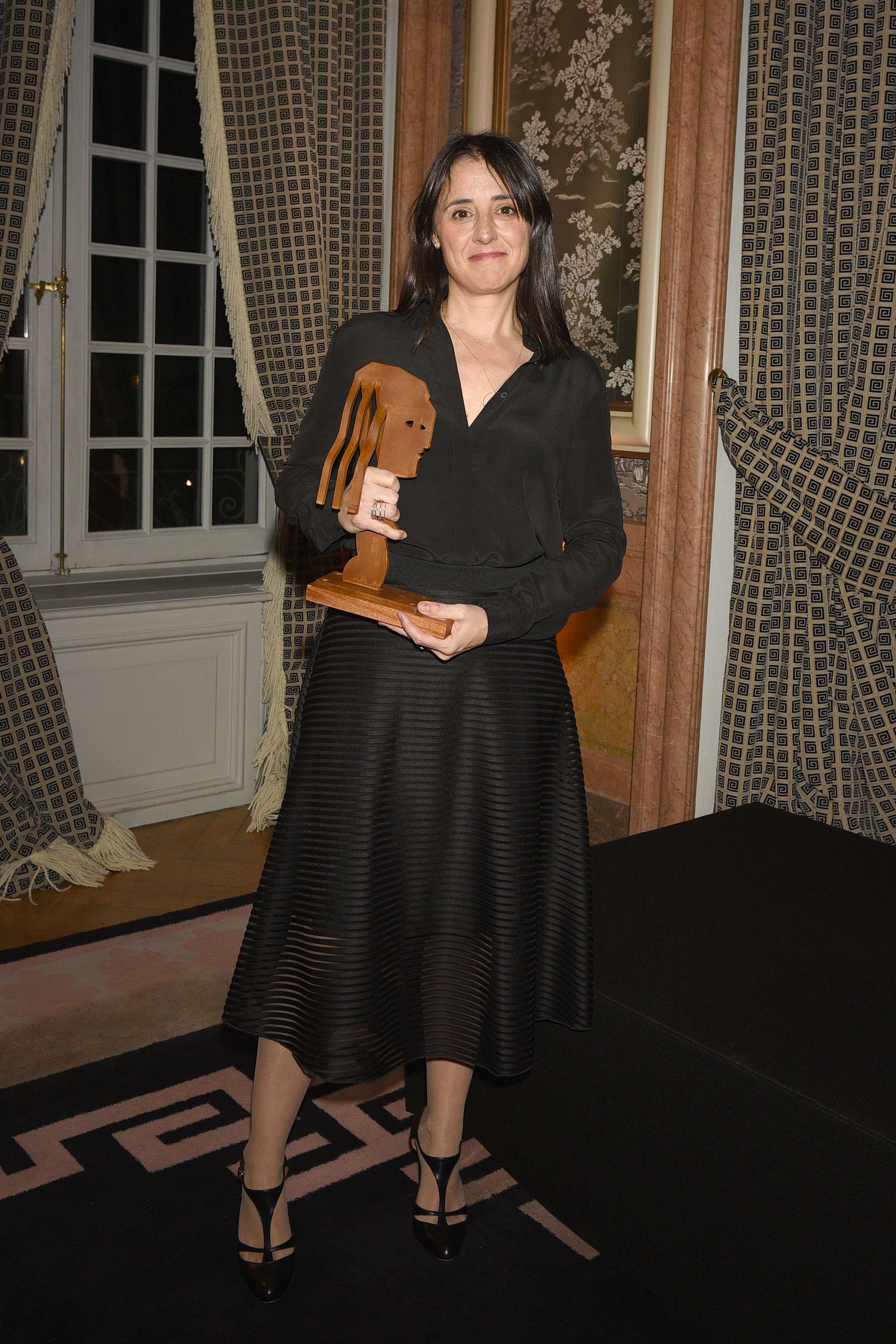 Belén Atienza Premio Mujer del Año de Fotogramas - 2018 Belén Atienza productora