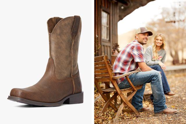 ariat rambler western boot