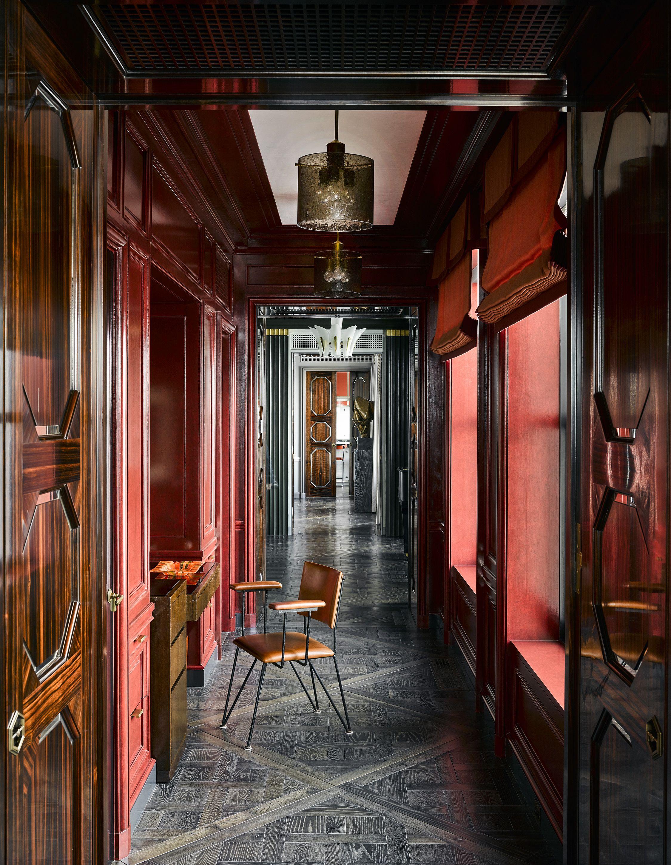 Art Deco Apartment Steven Gambrel