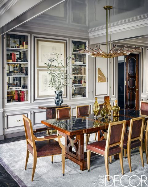 Art Deco Apartment Chicago - Steven Gambrel\'s Chicago Apartment