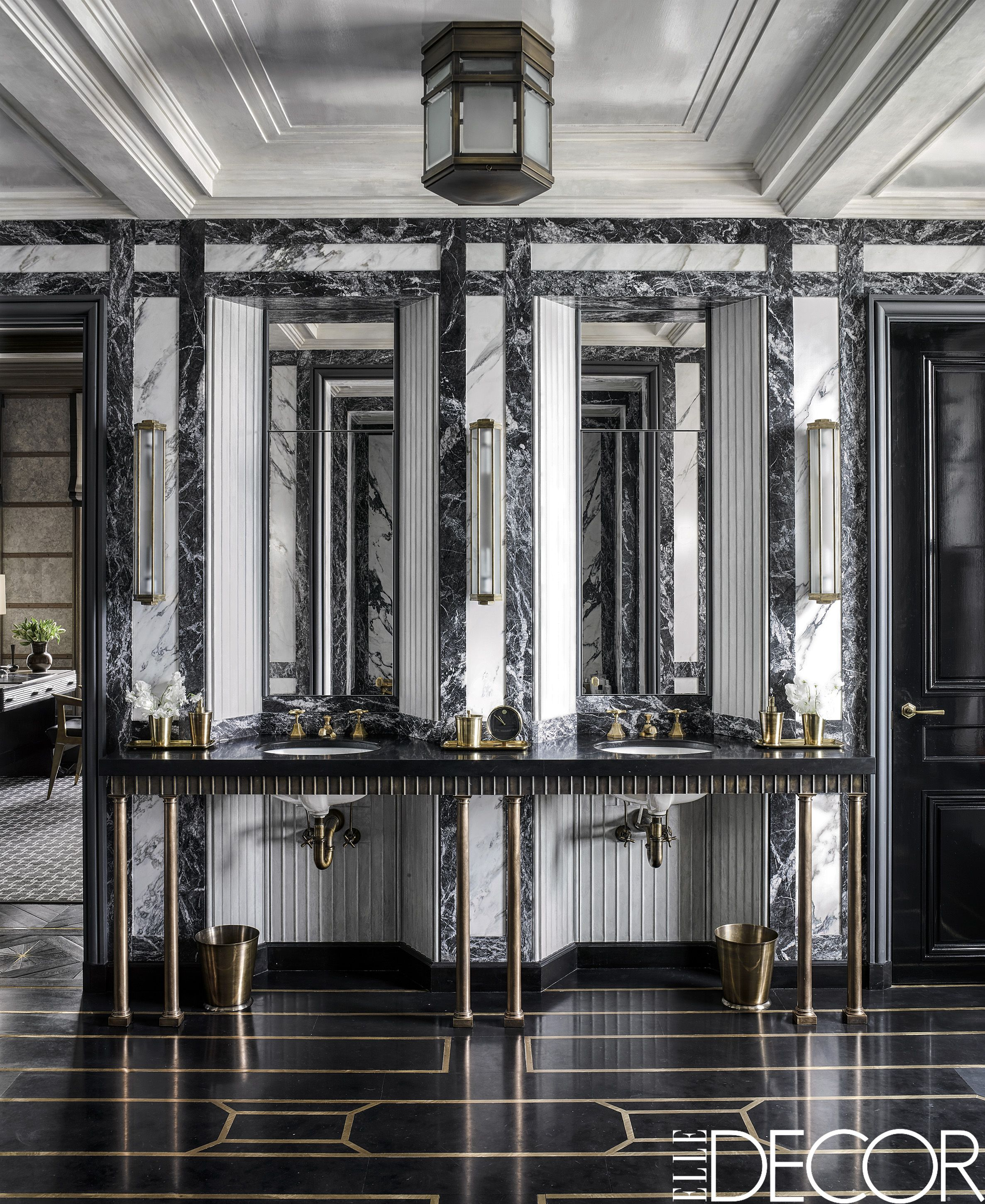 Art deco apartment steven gambrel