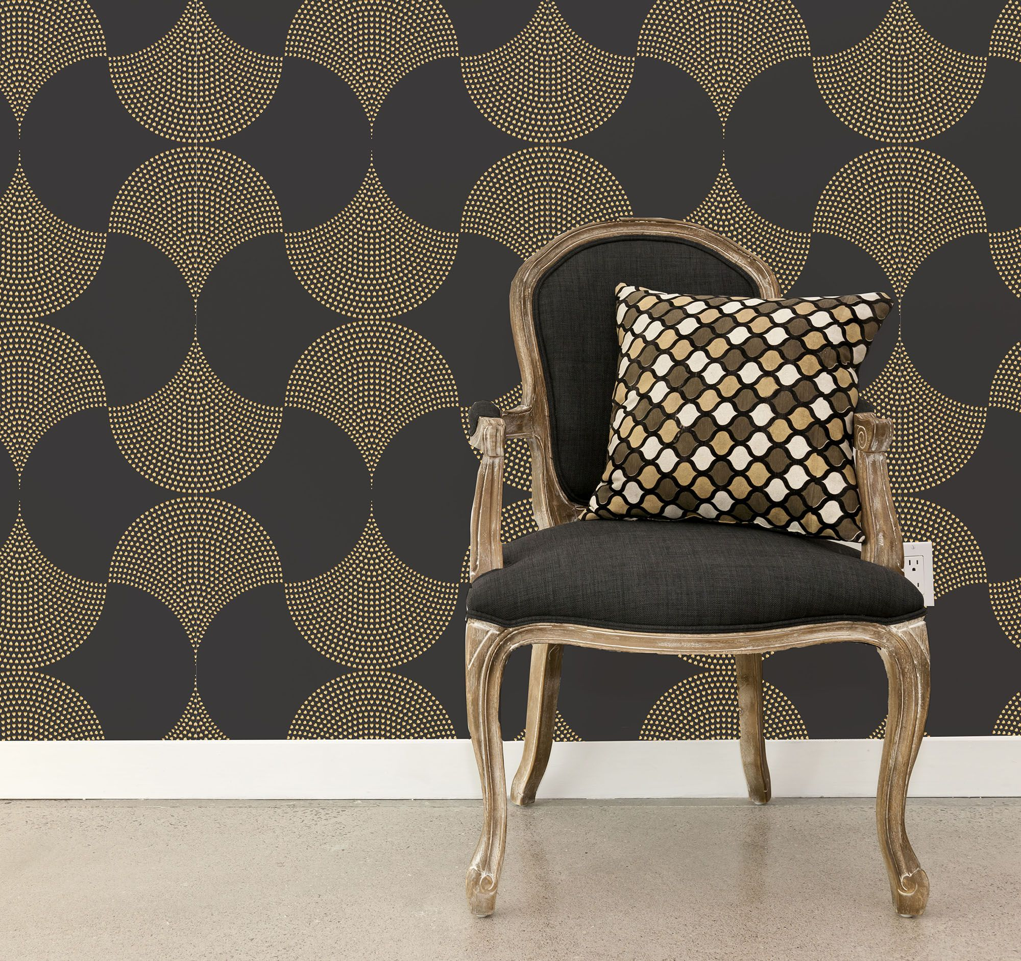18 Art Deco Wallpaper Ideas Decorating with 1920s Art Deco Wall