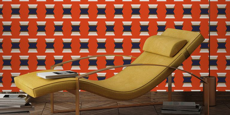 18 Art Deco Wallpaper Ideas - Decorating with 1920s Art Deco Wall ...