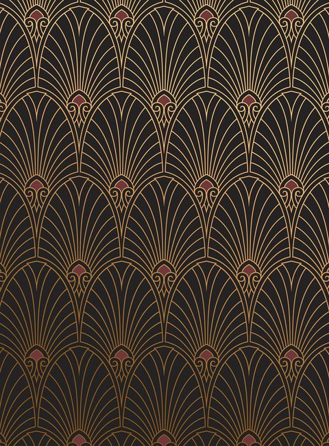 18 Art Deco Wallpaper Ideas Decorating With 1920s Art