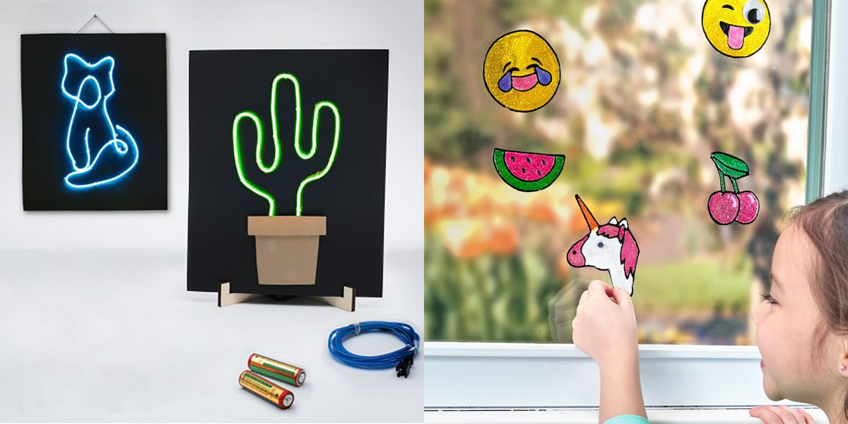 Cooped-Up Kids Will Love These 20 Exciting Art Project Kits