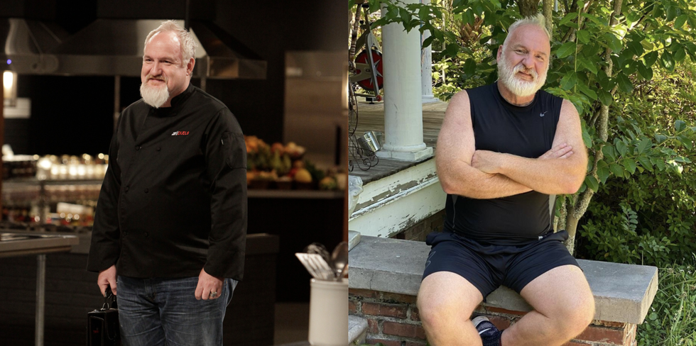 Celebrity Chef Art Smith Kickstarted His Weight Loss Journey While In Quarantine thumbnail