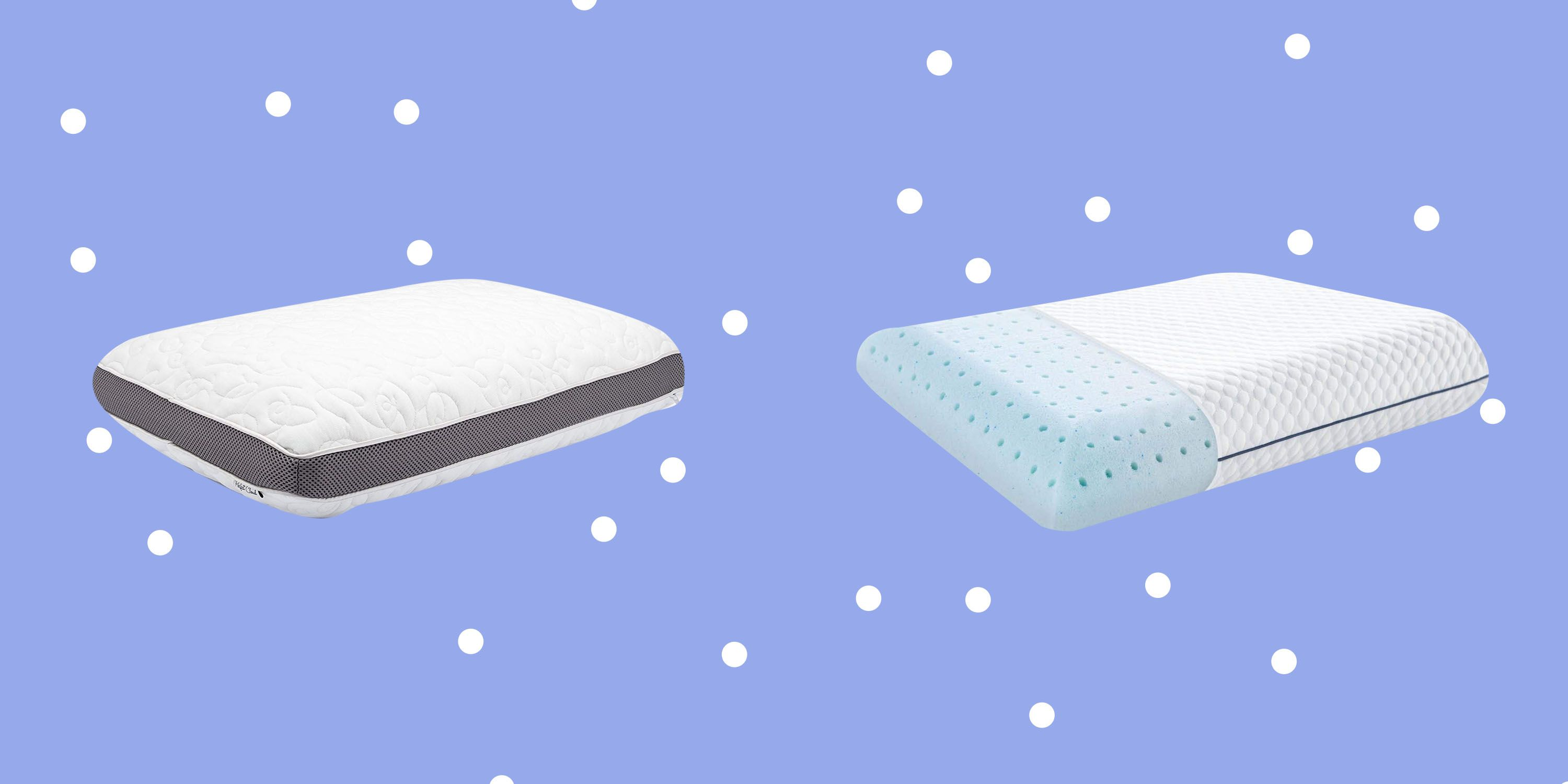 8 Cooling Pillows That'll Keep You From Waking up With Night Sweats