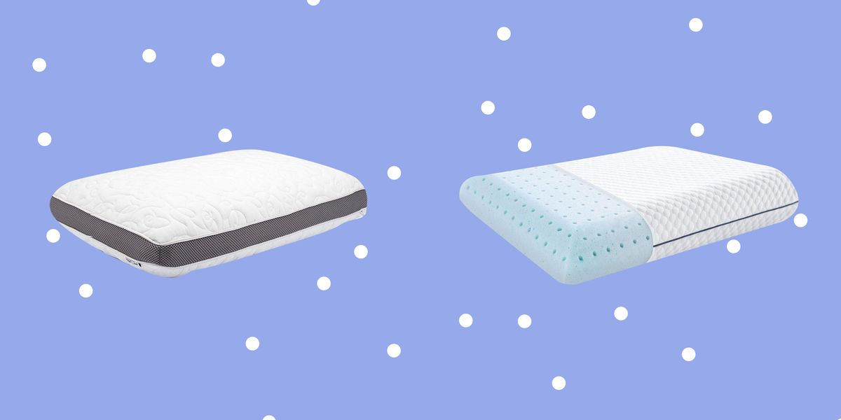 8 Best Cooling Pillows 2019 Cooling Memory Foam And Gel
